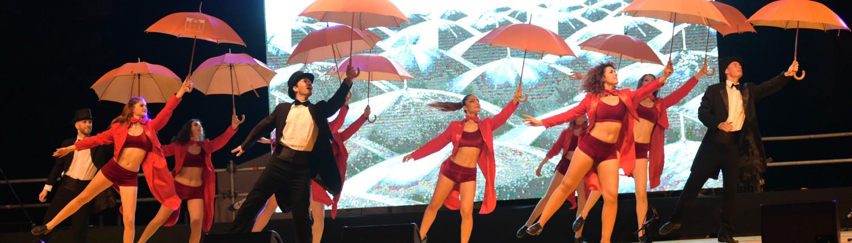 Singhing in the Rain Step Trupa de Dans si Entertainment The Sky Iasi by Adrian Stefan