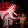 Lighting Show Costume cu Lumini Trupa de Dans si Entertainment The Sky Iasi by Adrian Stefan