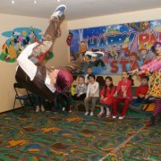 Animatori petrecere copii Kids Entertainment Trupa de Dans The Sky Iasi by Adrian Stefan