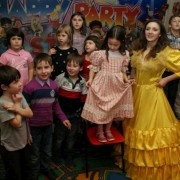 Animatori petrecere copii Kids Entertainment Trupa de Dans The Sky Iasi 26