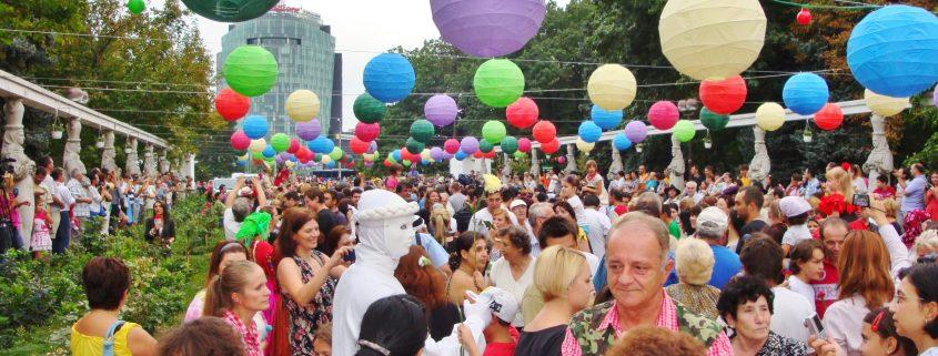 Parada Stradala, Streets Parade, Parazi Trupa The Sky
