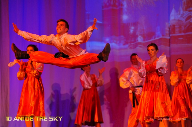 DANS RUSESC - UCRAINEAN Trupa de Dans si Entertainment The Sky Iasi by Adrian Stefan