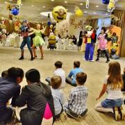Super Petrecere de Copii cu animatorii si mascotele Trupei The Sky Iasi by Adrian Stefan Super Kids Party 2