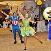 Super Petrecere de Copii cu animatorii si mascotele Trupei The Sky Iasi by Adrian Stefan Super Kids Party 1