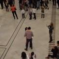Flash Mob Cerere in Casatorie Trupa de Dans si Entertainment The Sky Iasi by Adrian Stefan nunta