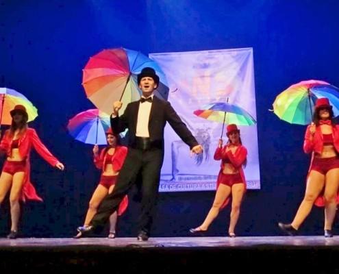 Singin in the Rain Trupa de Dans The Sky Iasi by Adrian Stefan