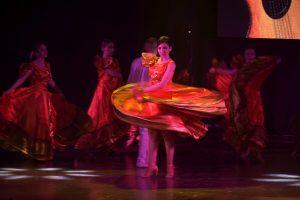 Spaniol Flamenco The Sky 19