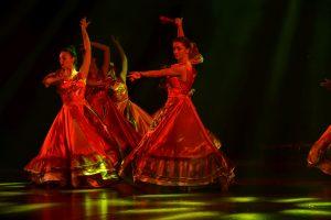 Spaniol Flamenco The Sky