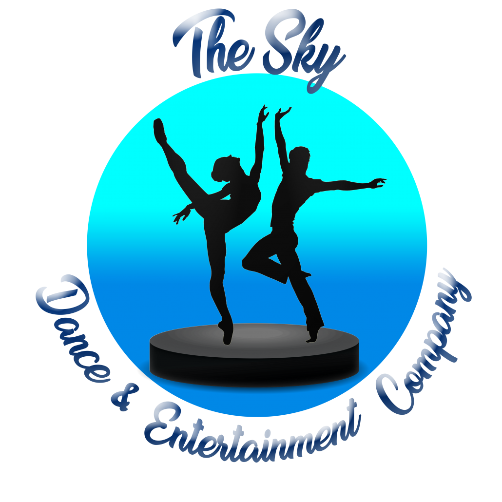logo Compania de Dans si Entertainment The Sky Iasi