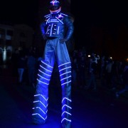 Lighting Show Costume cu Lumini Trupa de Dans si Entertainment The Sky Iasi by Adrian Stefan