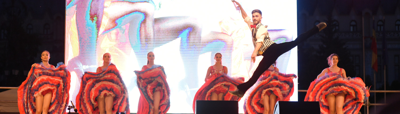 DANS CABARET CAN CAN Trupa de Dans si Entertainment The Sky Iasi by Adrian Stefan