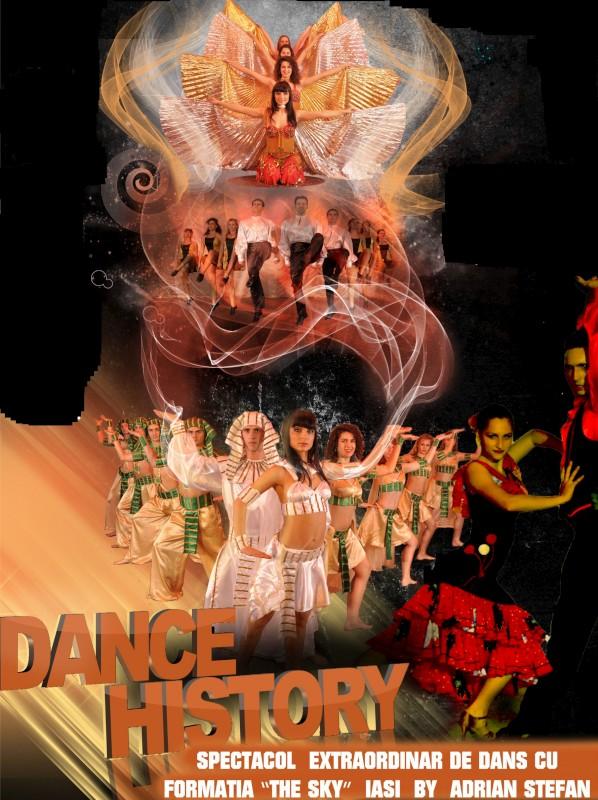 afis 24 martie Dance History A0 final-800