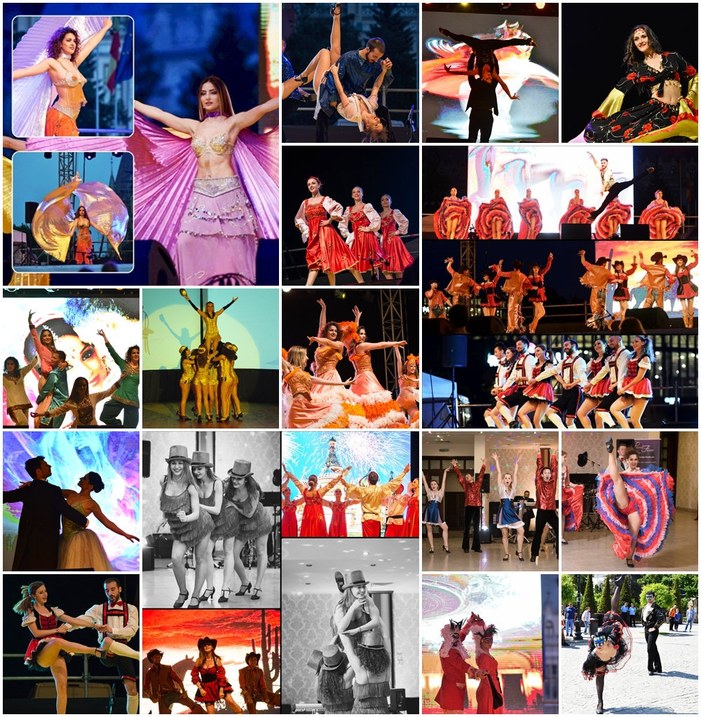 dans 1 Trupa de Dans si Entertainment The Sky Iasi by Adrian Stefan