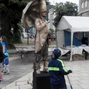 Statuie Vie Living Statue Trupa de Dans si Entertainment The Sky Iasi by Adrian Stefan