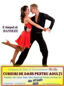 curs de dans iasi pentru adulti 2018