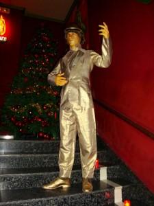 Statuie Vie Living Statue Trupa de Dans si Entertainment The Sky Iasi by Adrian Stefan