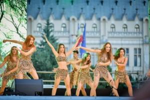DANS TRIBAL Trupa de Dans si Entertainment The Sky Iasi by Adrian Stefan Tribal Dance