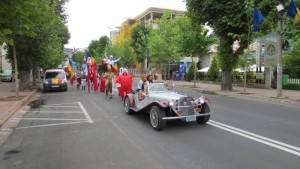 Parada Stradala Streets Parade Trupa de Dans si Entertainment The Sky Iasi by Adrian Stefan