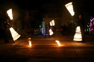 Fachiri Spectacol Foc Fire Show Trupa de Dans The Sky Iasi
