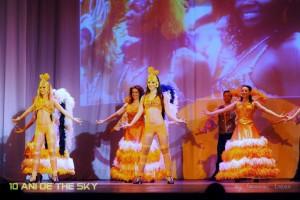 RIO DE JANEIRO - latino samba Trupa de Dans The Sky Iasi by Adrian Stefan