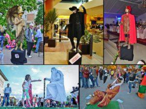 Statuie Vie Living Statuie Trupa de Dans si Entertainment The Sky Iasi by Adrian Stefan