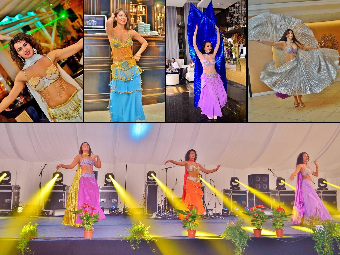 Dans Orieltal Belly Dance Trupa de Dans si Entertainment The Sky Iasi by Adrian Stefan