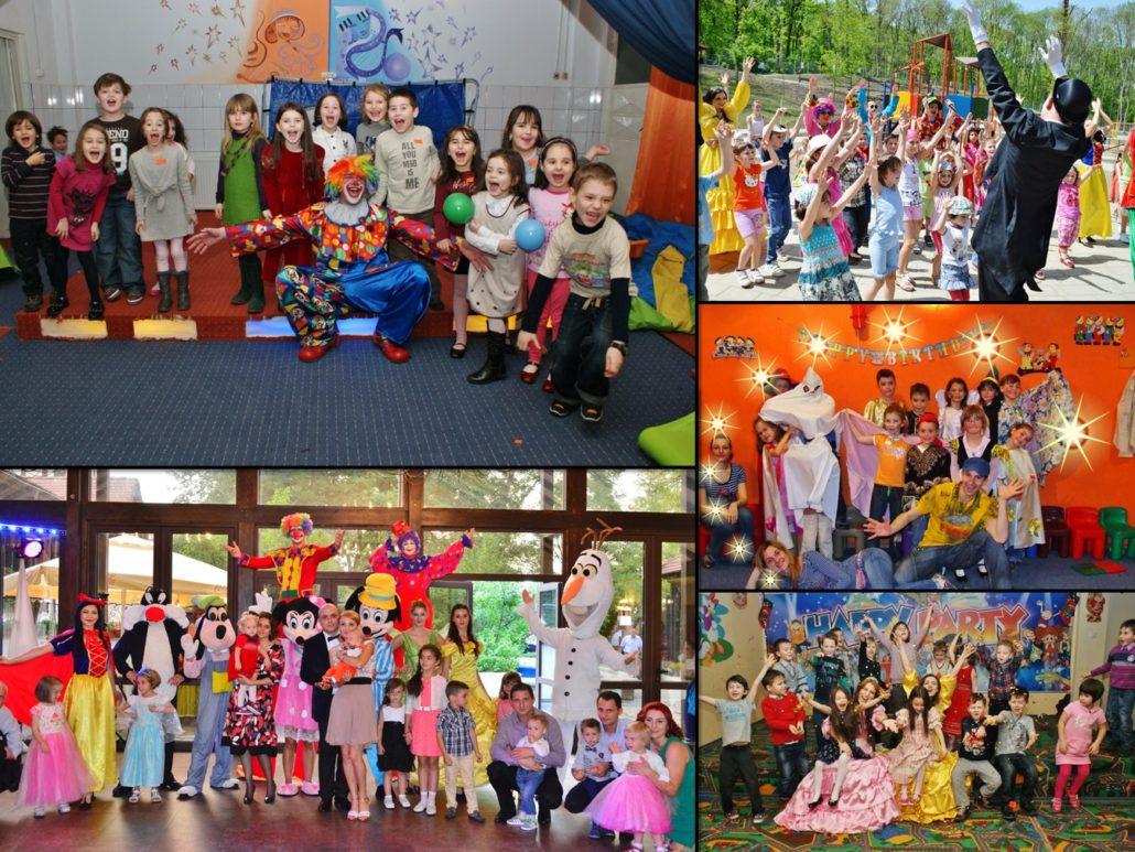 animatori copii si petreceri copii