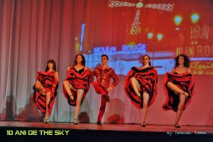 Can Can Cabaret Trupa de dans The Sky Iasi by Adrian Stefan