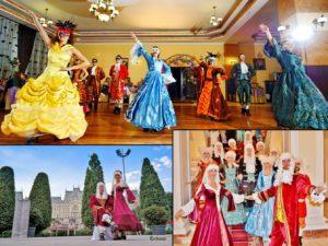 Dans Menuet Trupa de Dans si Entertainment The Sky Iasi by Adrian Stefan