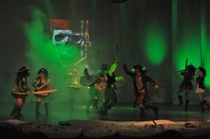 PIRATII DIN CARAIBE Trupa de Dans si Entertainment The Sky Iasi by Adrian Stefan Pirates