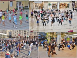 Flash Mob Trupa de Dans si Entertainment The Sky Iasi by Adrian Stefan