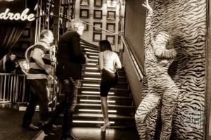 Spandex Full Body Costumes Show Trupa de Dans si Entertainment The Sky Iasi by Adrian Stefan