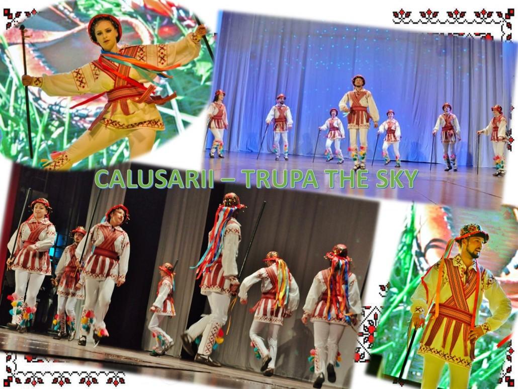 DANS CALUS Trupa de Dans si Entertainment The Sky Iasi by Adrian Stefan
