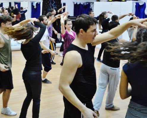 Trupa de Dans si Entertainment The Sky Iasi by Adrian Stefan