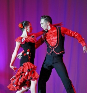 TANGO Trupa de Dans si Entertainment The Sky Iasi by Adrian Stefan