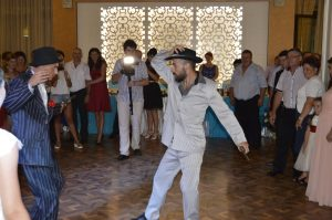 Furatul Miresei Compania de Dans si entertainment The Sky Iasi-4