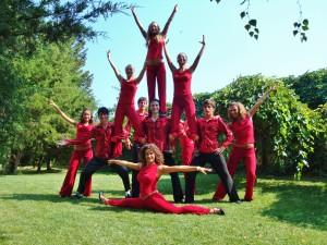 MAJORETE Trupa de Dans si Entertainment The Sky Iasi by Adrian Stefan