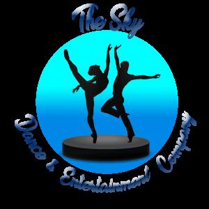 Logo Compania de Dans si Entertainemtn The Sky