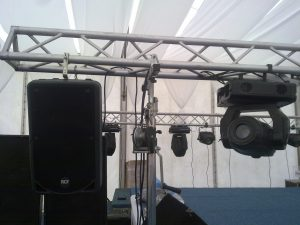 Sonorizari , Lumini , DJ , MC The Sky 16