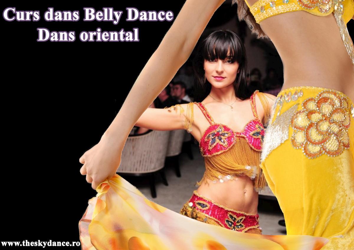 Curs dans Belly Dance Dans orienatal Iasi The Sky