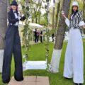 hostess primire invitati www.theskydance.ro