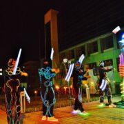 Costume lumini Trupa The Sky Iasi - www.the skydance.ro