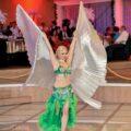 Belly Dance Orienatal pelerine Trupa The Sky Iasi
